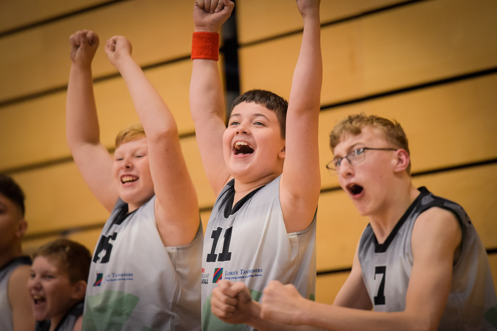 British Wheelchair Basketball has announced four partners who will be working with it on the new Inspire a Generation programme ©BWB