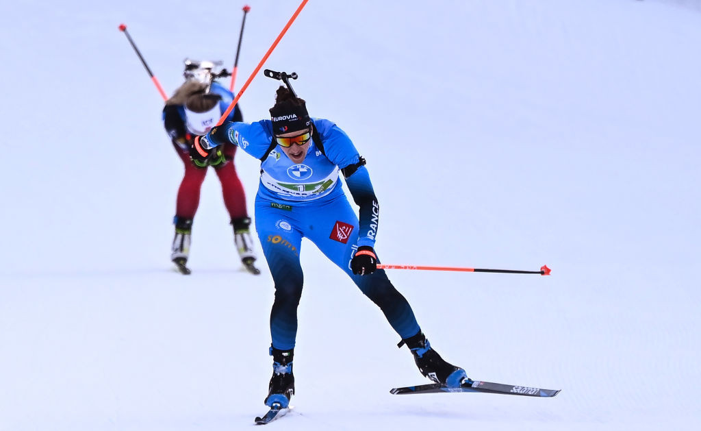 France stun Norway to clinch single mixed relay gold at Biathlon World Championships