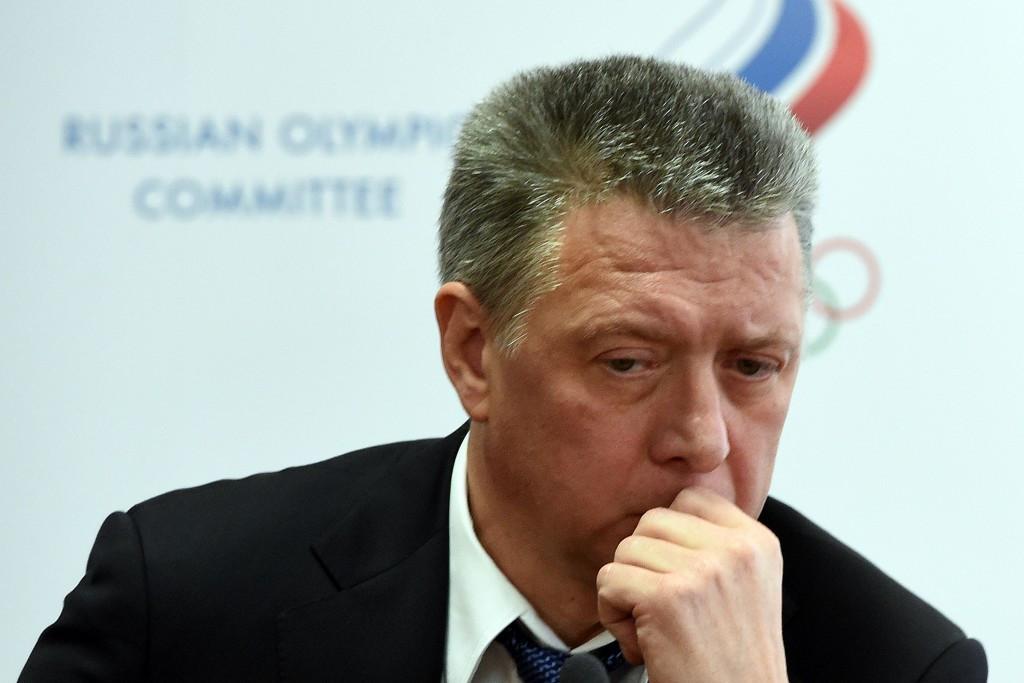 Dmitry Shlyakhtin is the new President of the ARAF