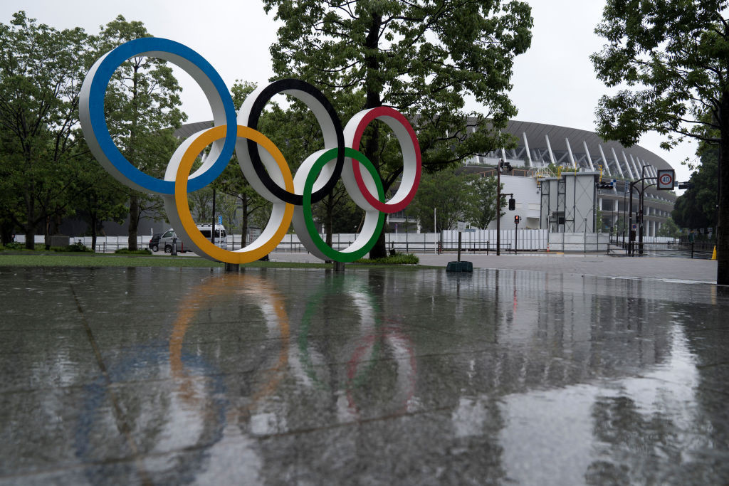 Rule 50 has been among the key topics in the build-up to the Olympic Games ©Getty Images