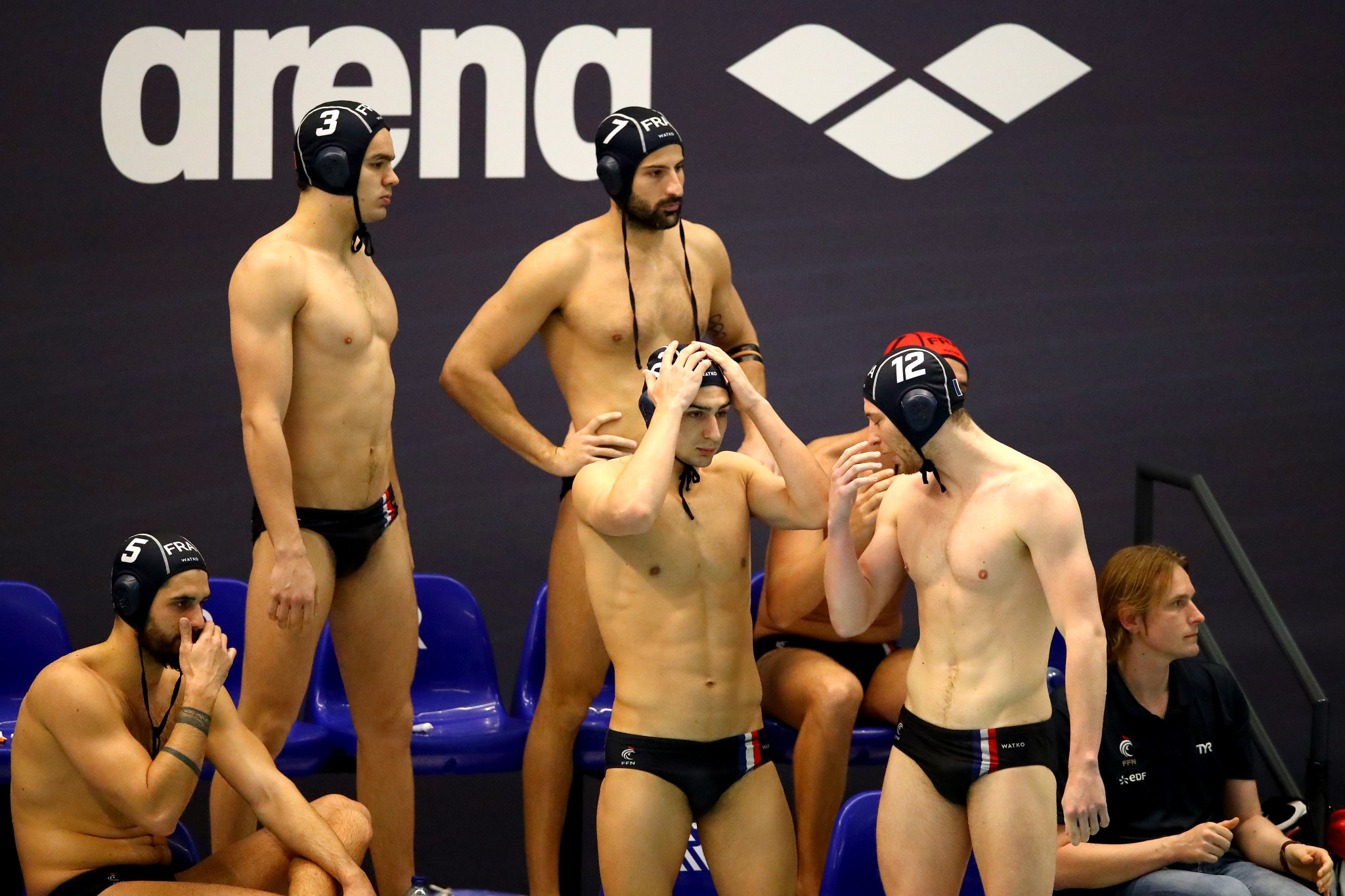 France beat Romania to keep Olympic water polo dream alive