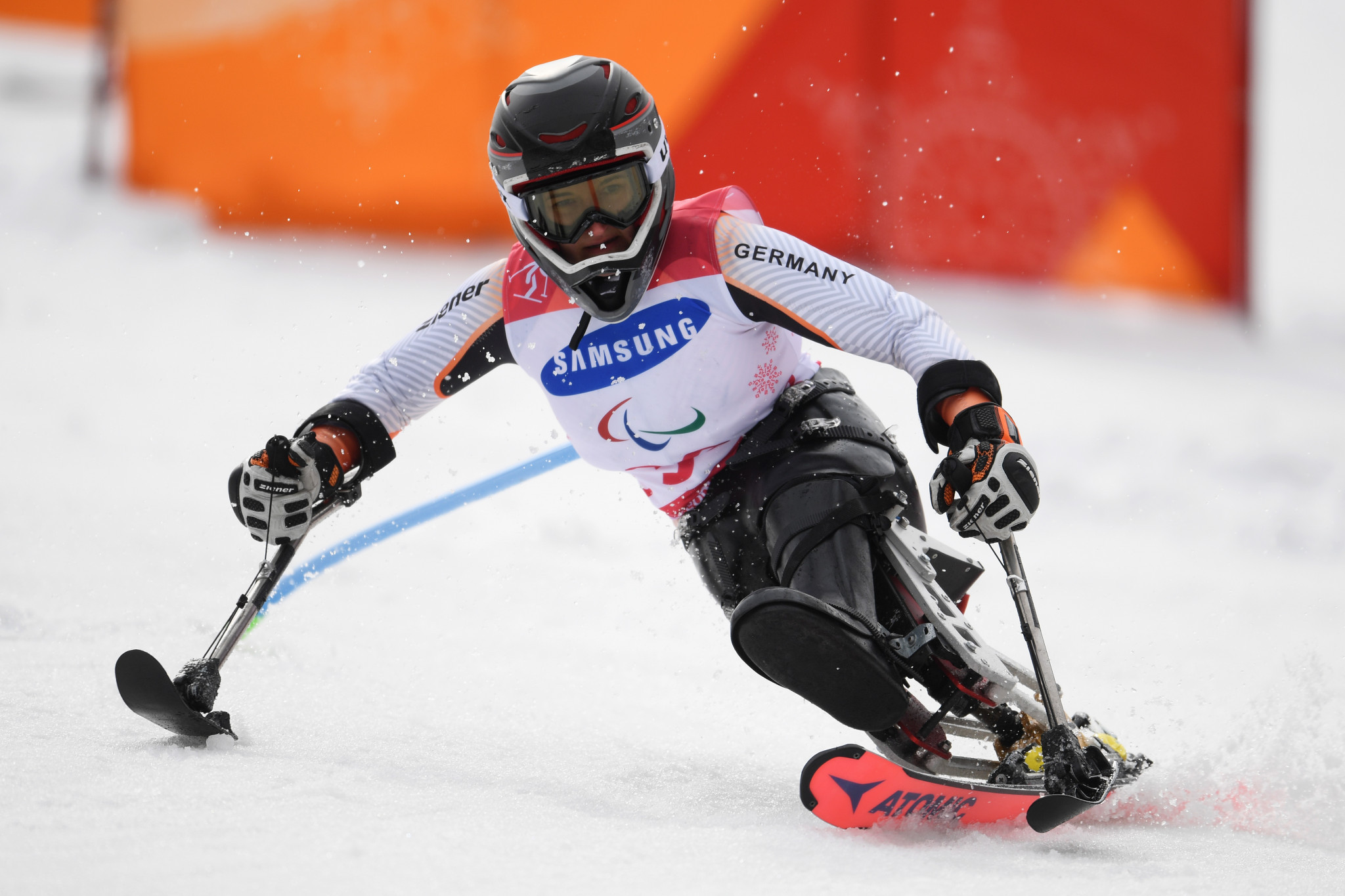 Forster adds slalom gold at World Para Alpine Skiing World Cup