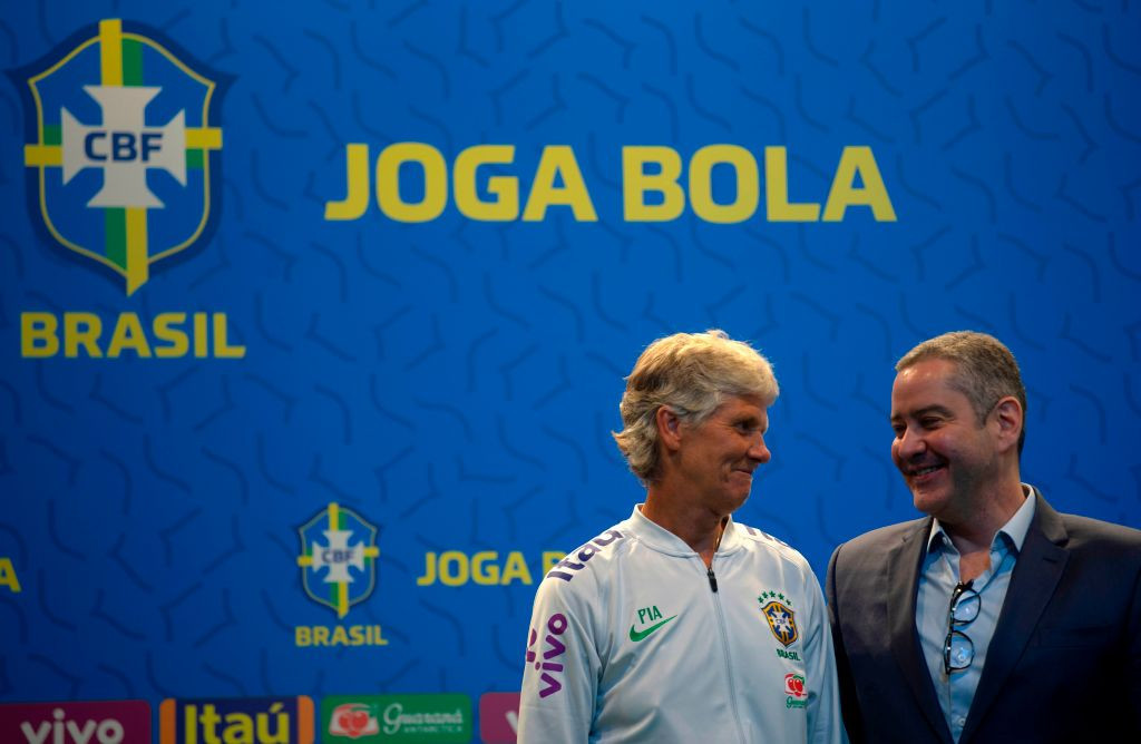 Swedish football coach who guided US women to Olympic wins to stay with Brazil until Paris 2024
