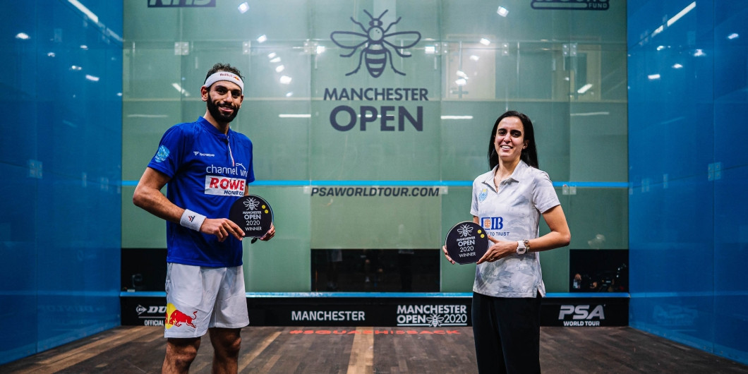 Manchester to host second PSA World Tour event of 2021 in April