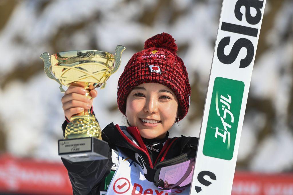 Takanashi profits as Kramer is barred again at Ski Jumping World Cup