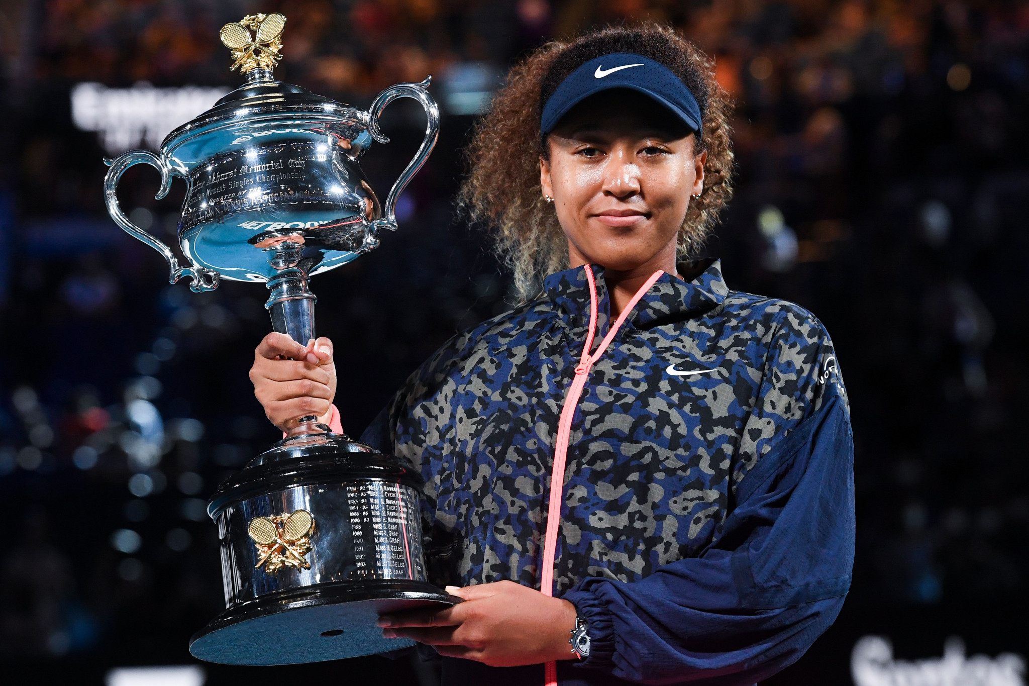 Osaka wins second Australian Open title after overcoming Brady challenge