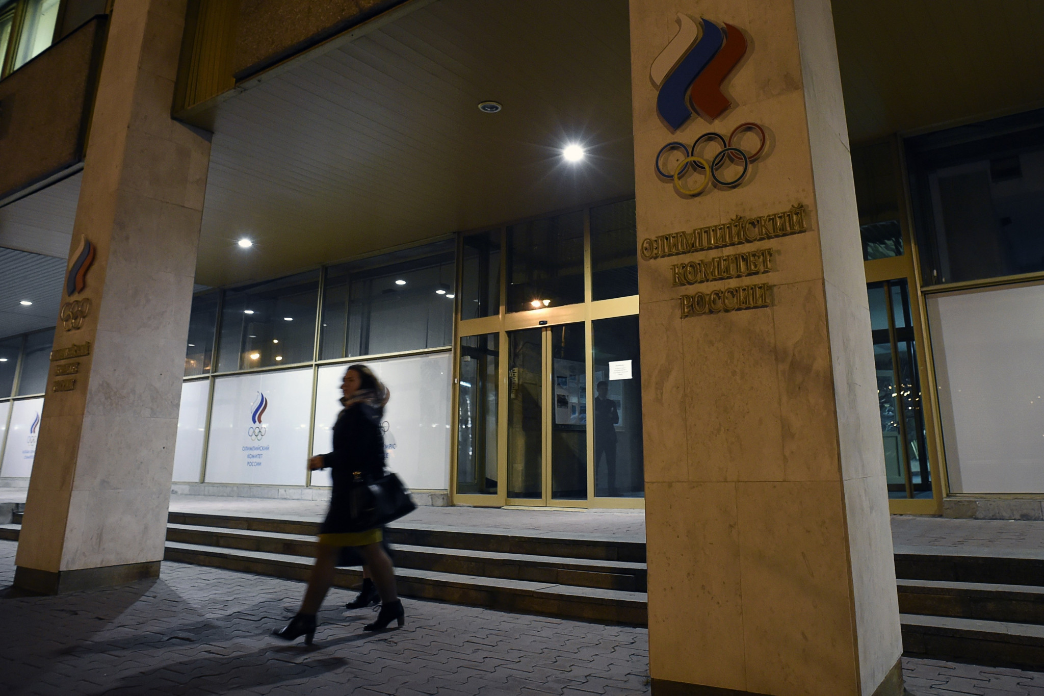 The verdicts have represented another damaging stain on Russian sport ©Getty Images