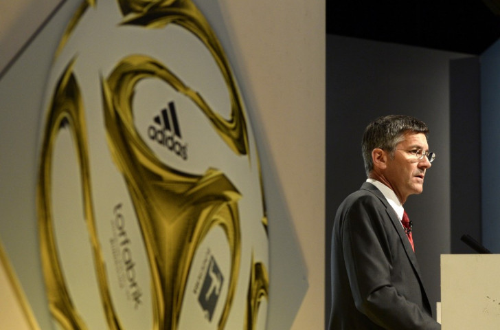 Herbert Hainer has headed Adidas since 2001