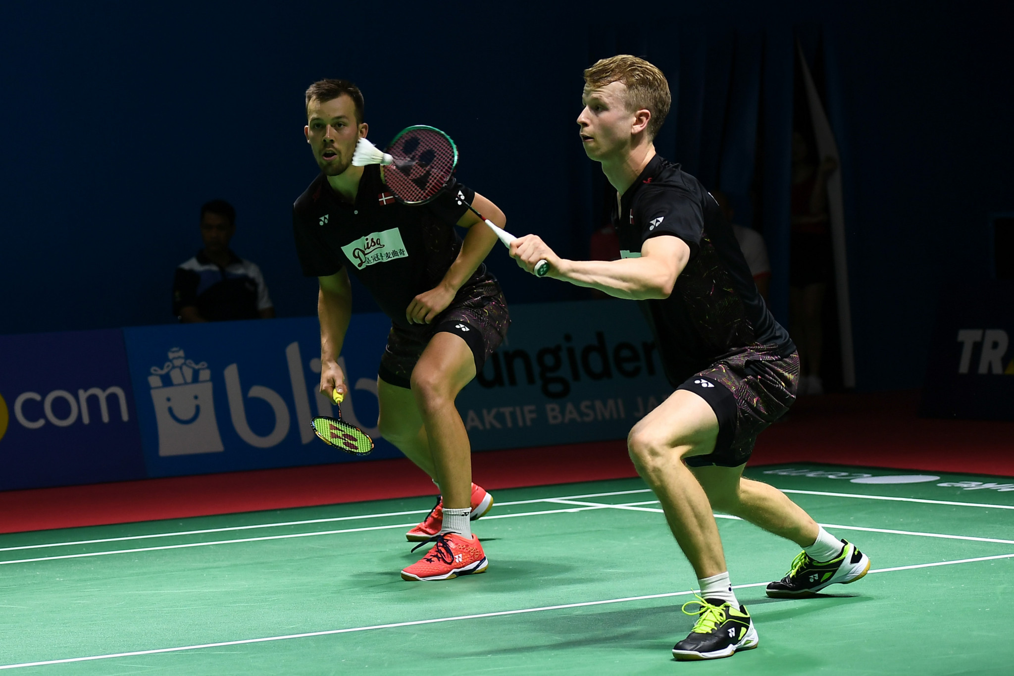 Dominant Denmark retain European Mixed Team Badminton Championship title after thumping France