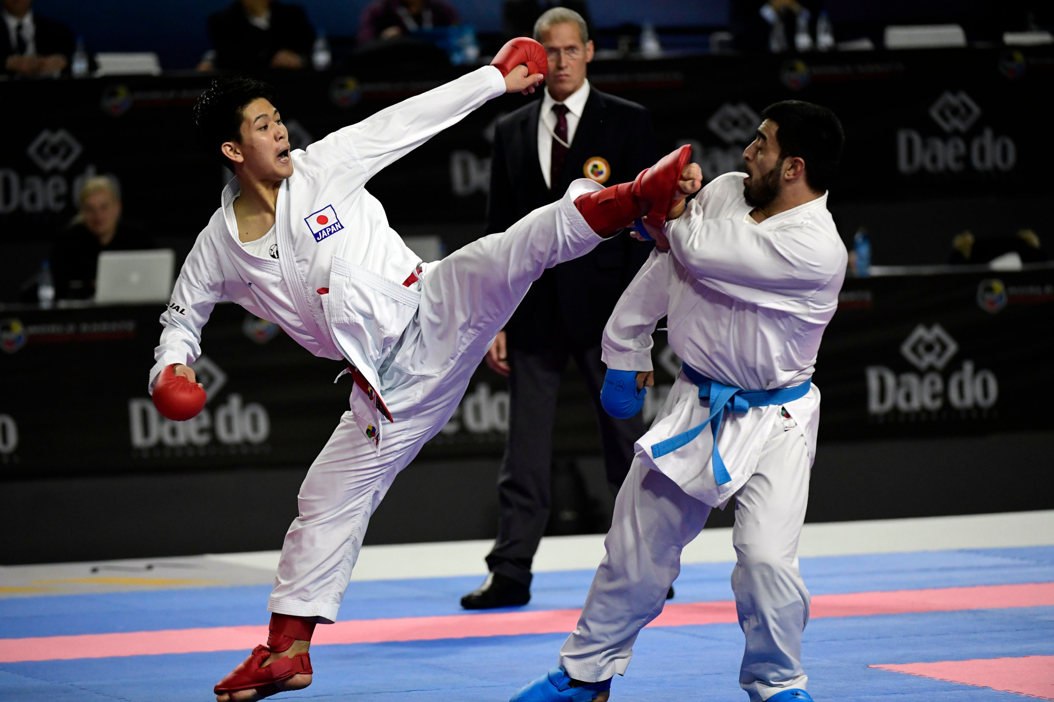 Karate performed well in the BCW Sports IF social media ranking ©Getty Images