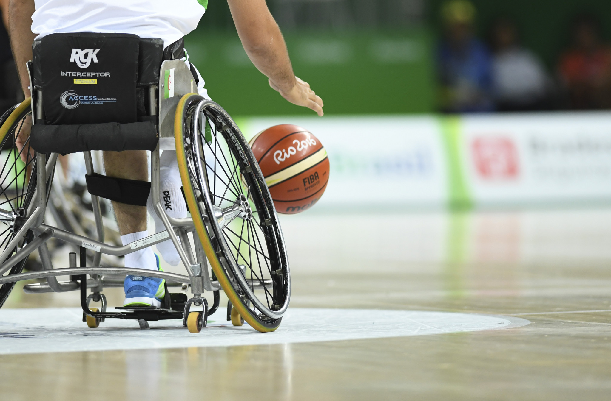 The Brazilian Wheelchair Basketball Confederation has a new President ©Getty Images