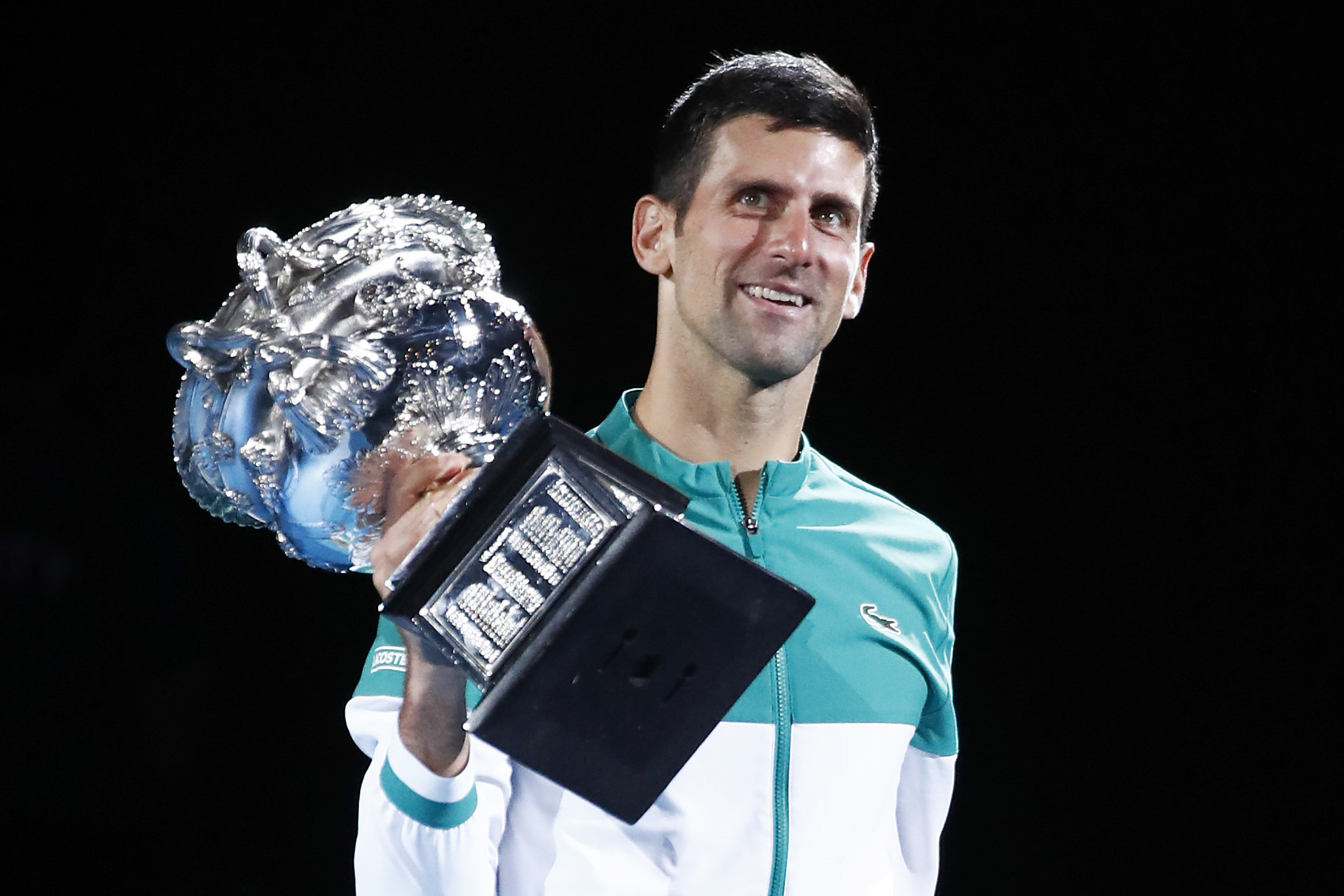 Djokovic clinches ninth Australian Open crown with win over Medvedev