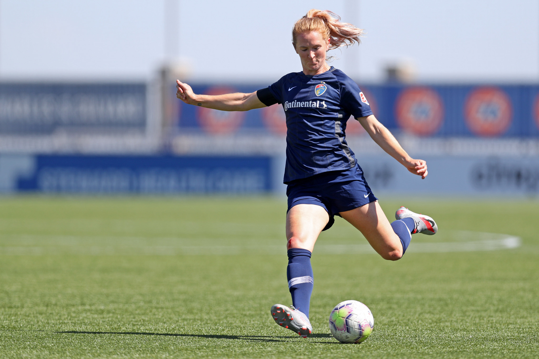 Naomi Osaka recently invested in NWSL team North Carolina Courage ©Getty Images
