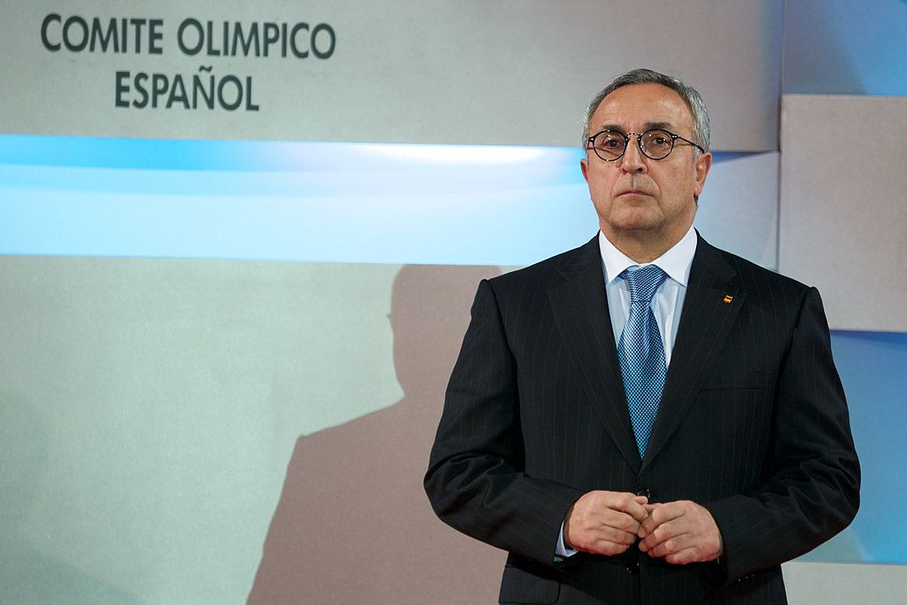 Blanco delivers message of optimism on fate of Tokyo 2020 to Spanish athletes