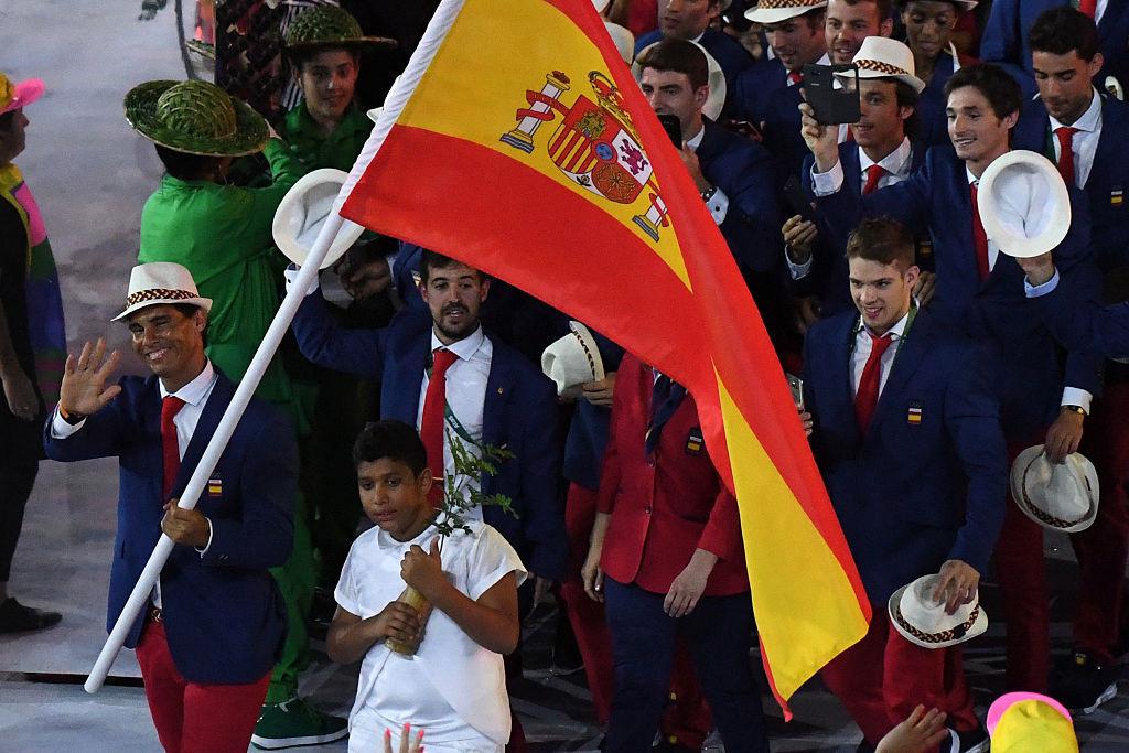 El presidente del Consejo de Europa pidió a los deportistas españoles que continuaran con sus preparativos para los Juegos Olímpicos © Getty Images