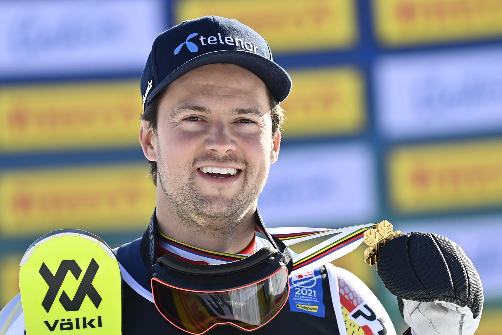 Foss-Solevåg wins slalom as FIS Alpine Ski World Championships conclude