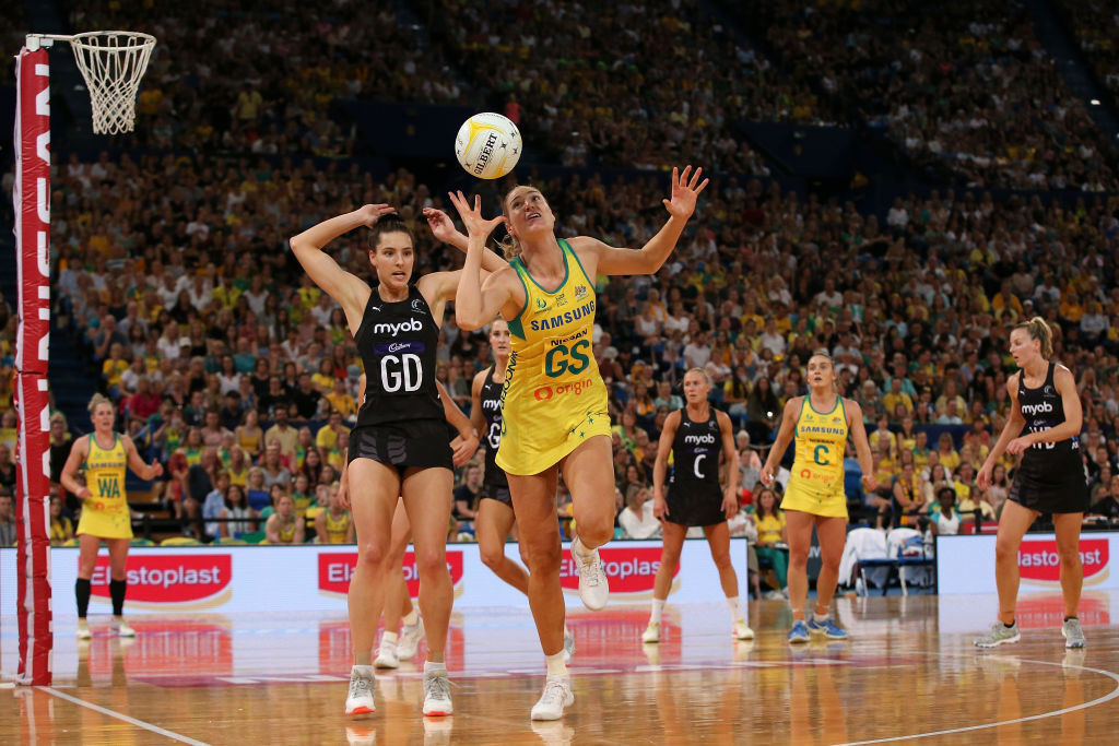 Australian netball team to rotate captains during New Zealand series