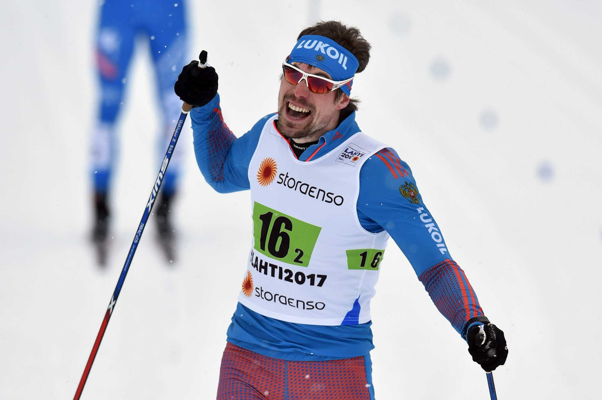 Ustyugov avoids significant injury in pre-Nordic World Ski Championships training fall