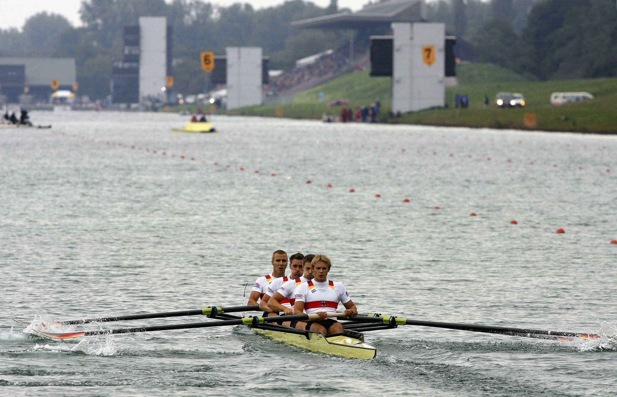 "Council funding ""not enough"" to restore 2022 European Championships rowing venue"