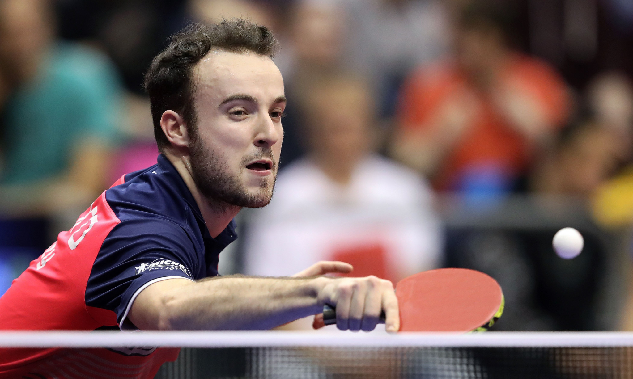 Growing table tennis in Europe will be Jonny Cowan's main responsibility ©Getty Images