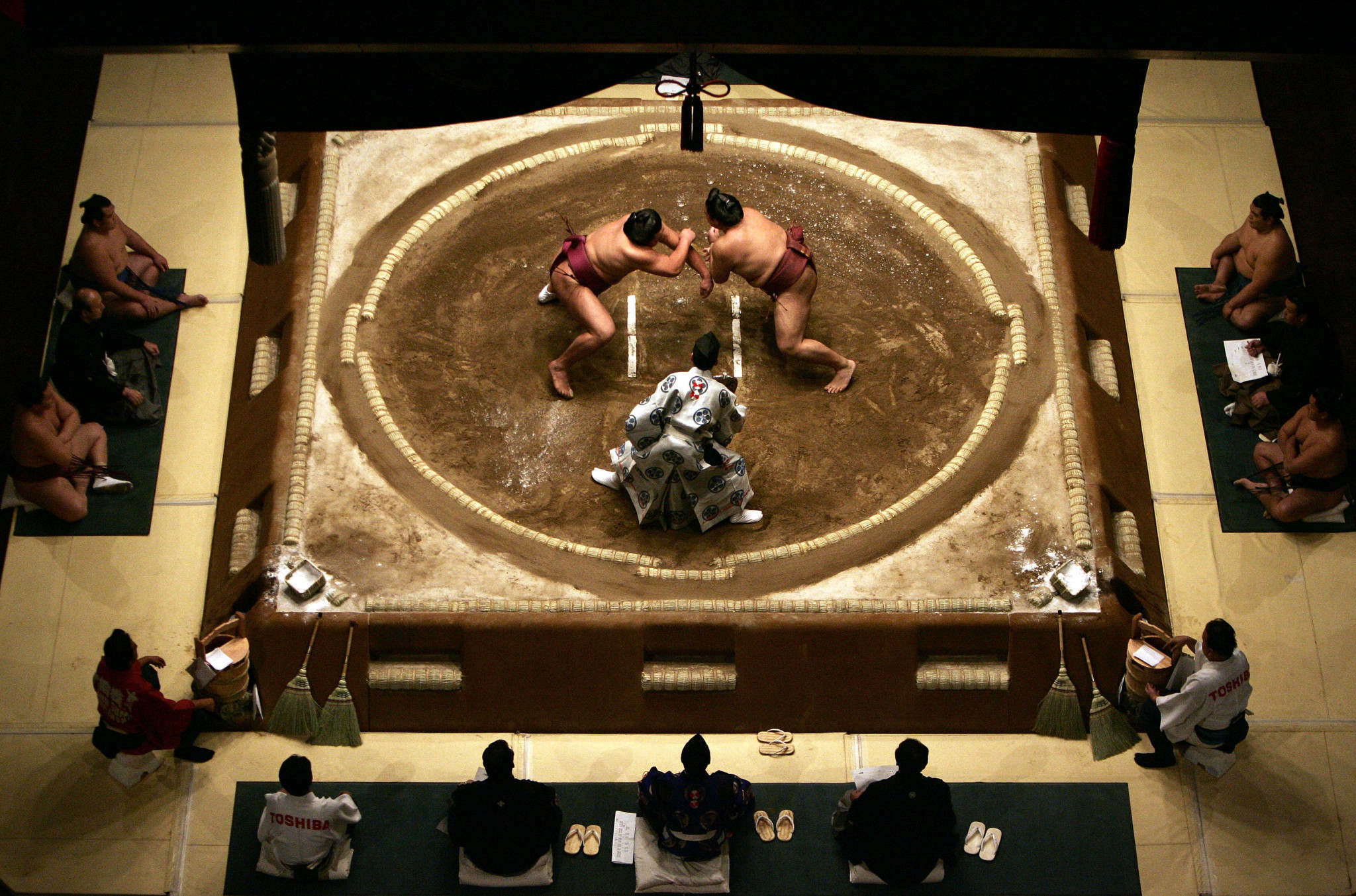 Japanese sumo star ordered to retire after second COVID-19 breach
