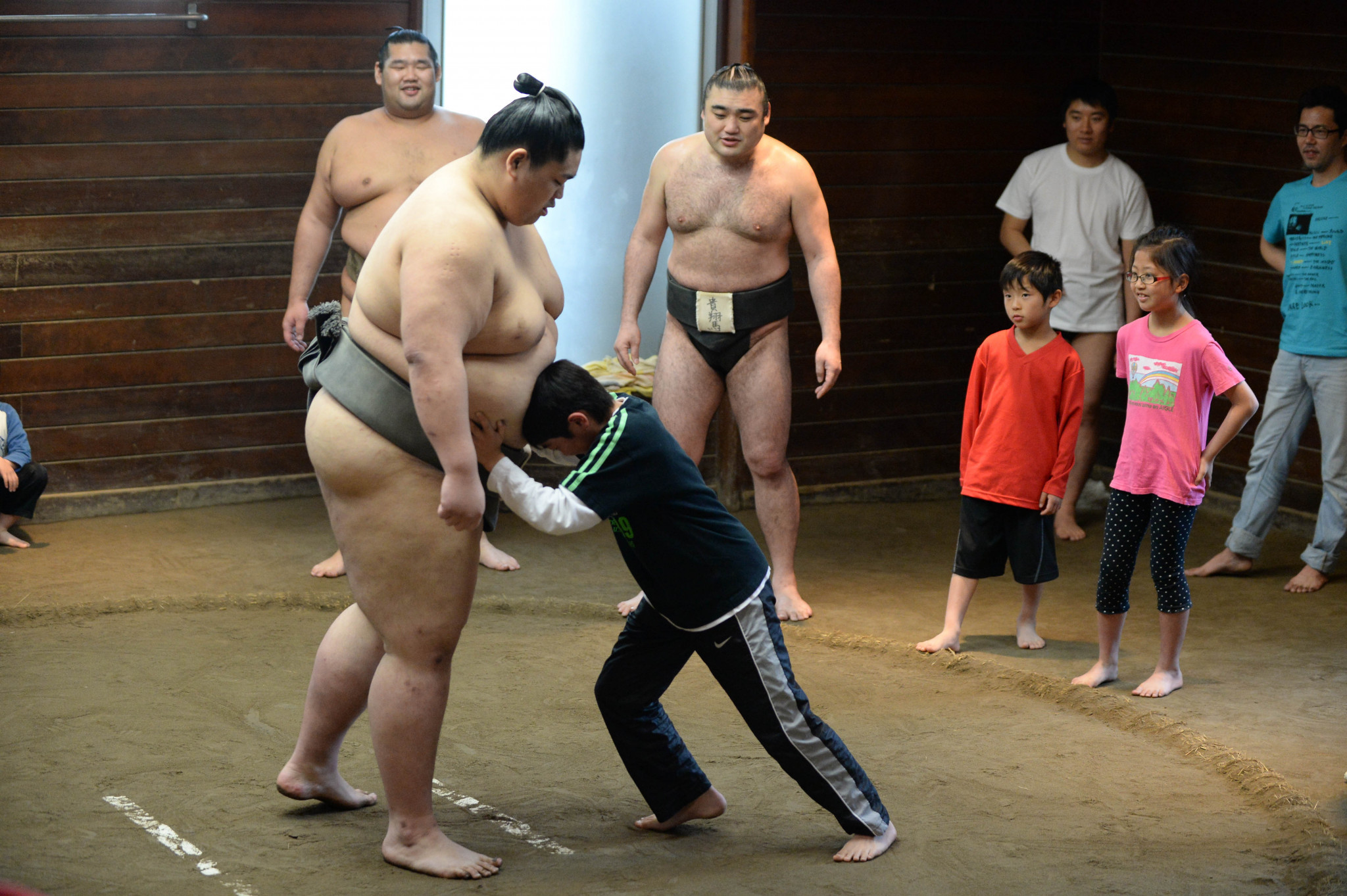 Sumo is a big part of Japanese culture ©Getty Images