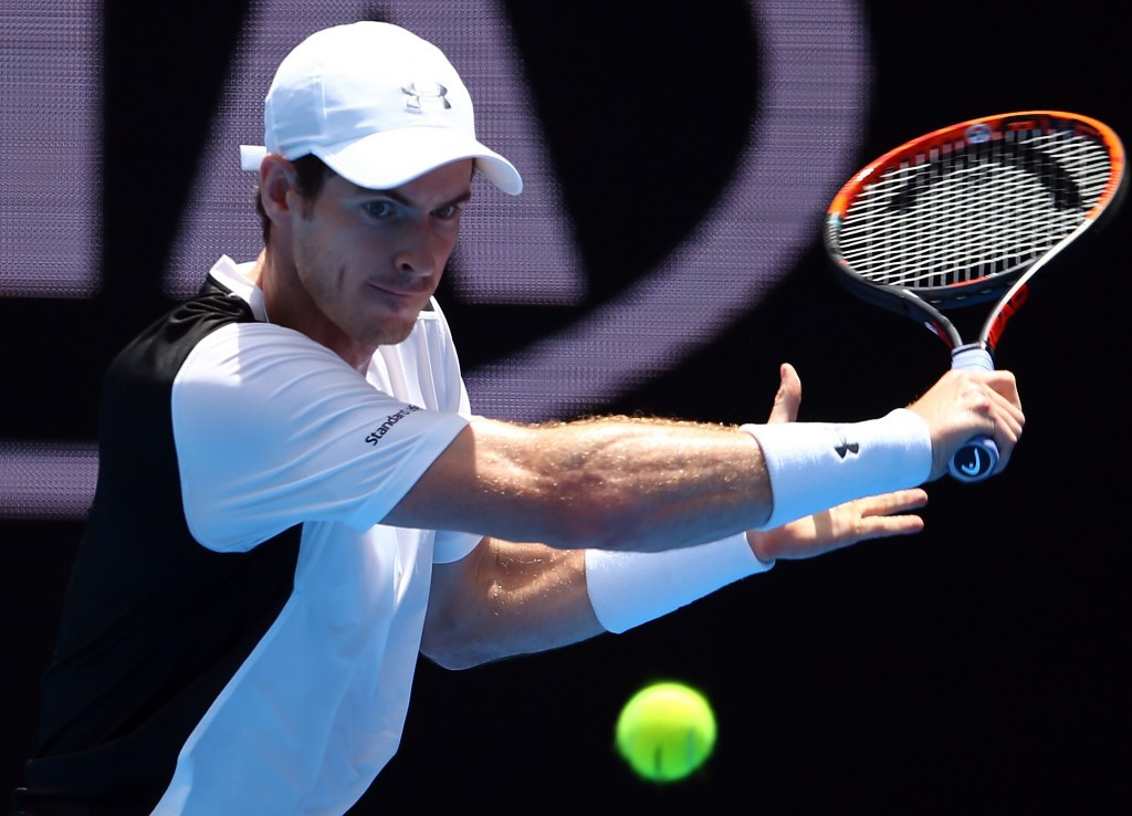 """World number two Murray claims tennis' relationship with betting companies is """"strange"""""""