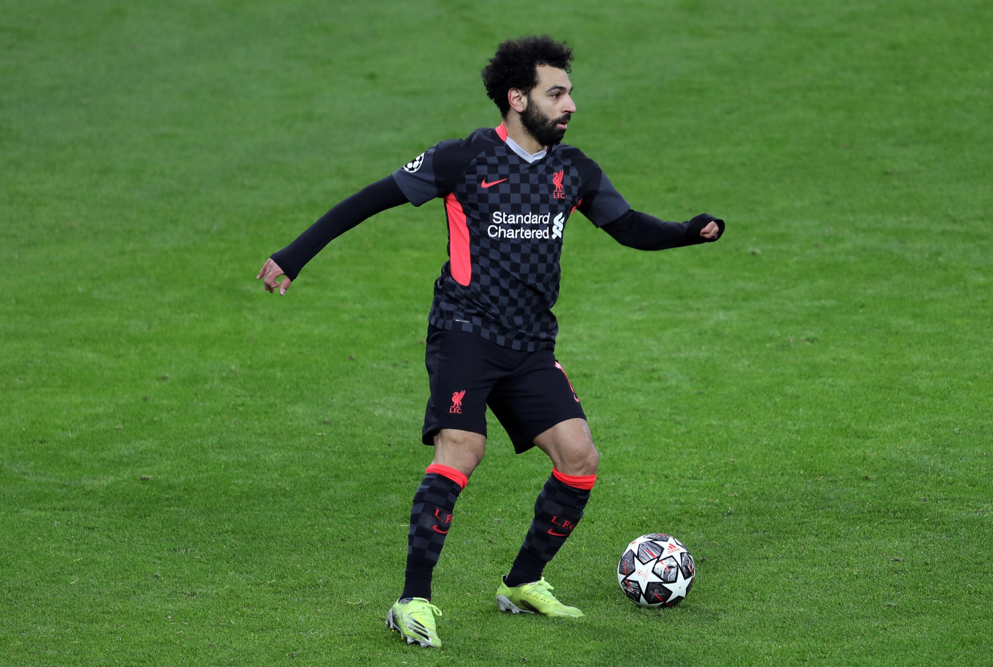 Liverpool striker Mohamed Salah has been tipped to appear for Egypt at Tokyo 2020 ©Getty Images
