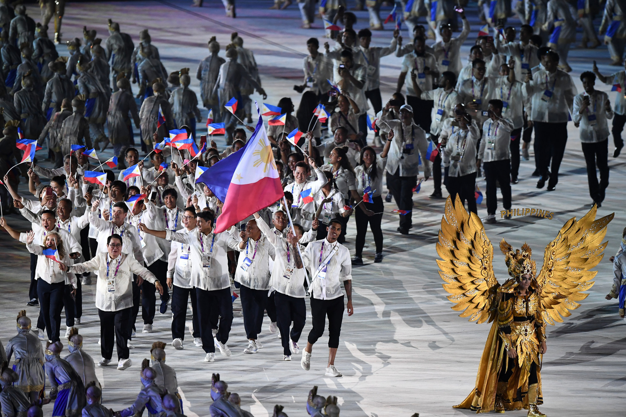 Philippines announce Hangzhou 2022 sports and look for Asian Games improvement