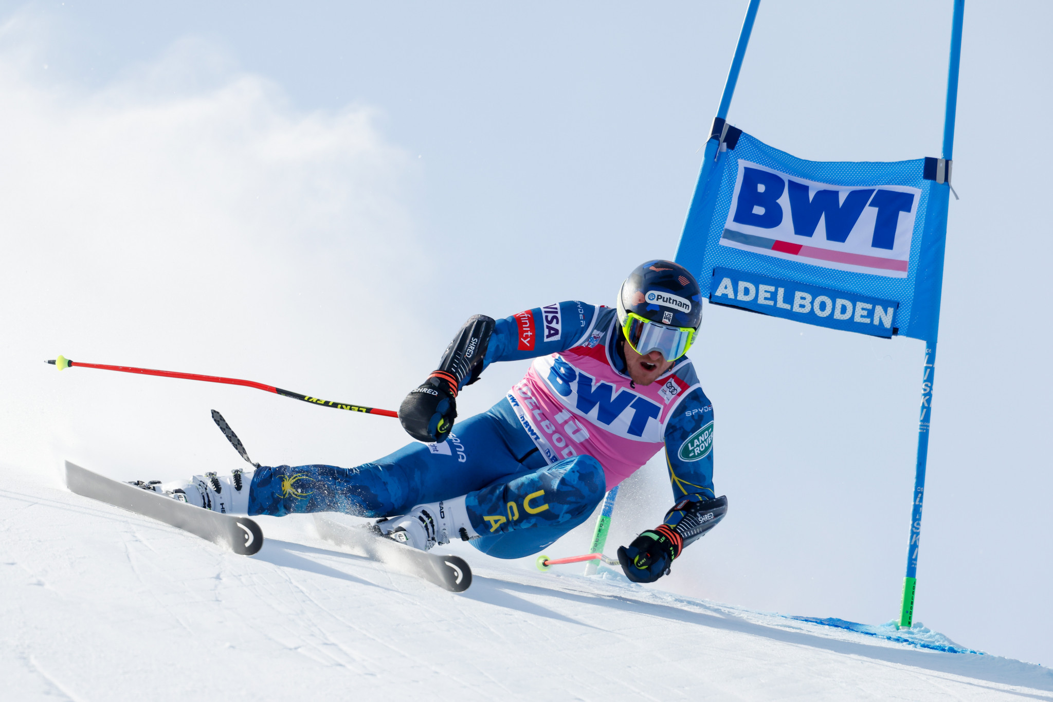 Ligety begins retirement after final race at Alpine Ski World Championships denied due to injury