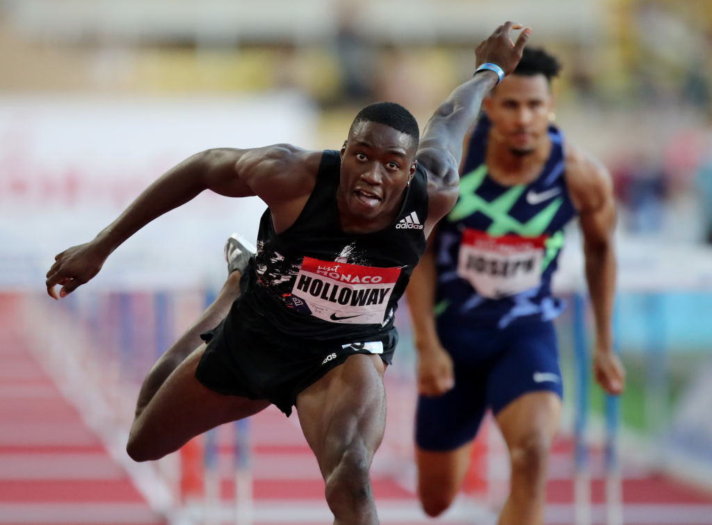 Holloway hopes high as Madrid stages final World Athletics Indoor Tour Gold meeting of season