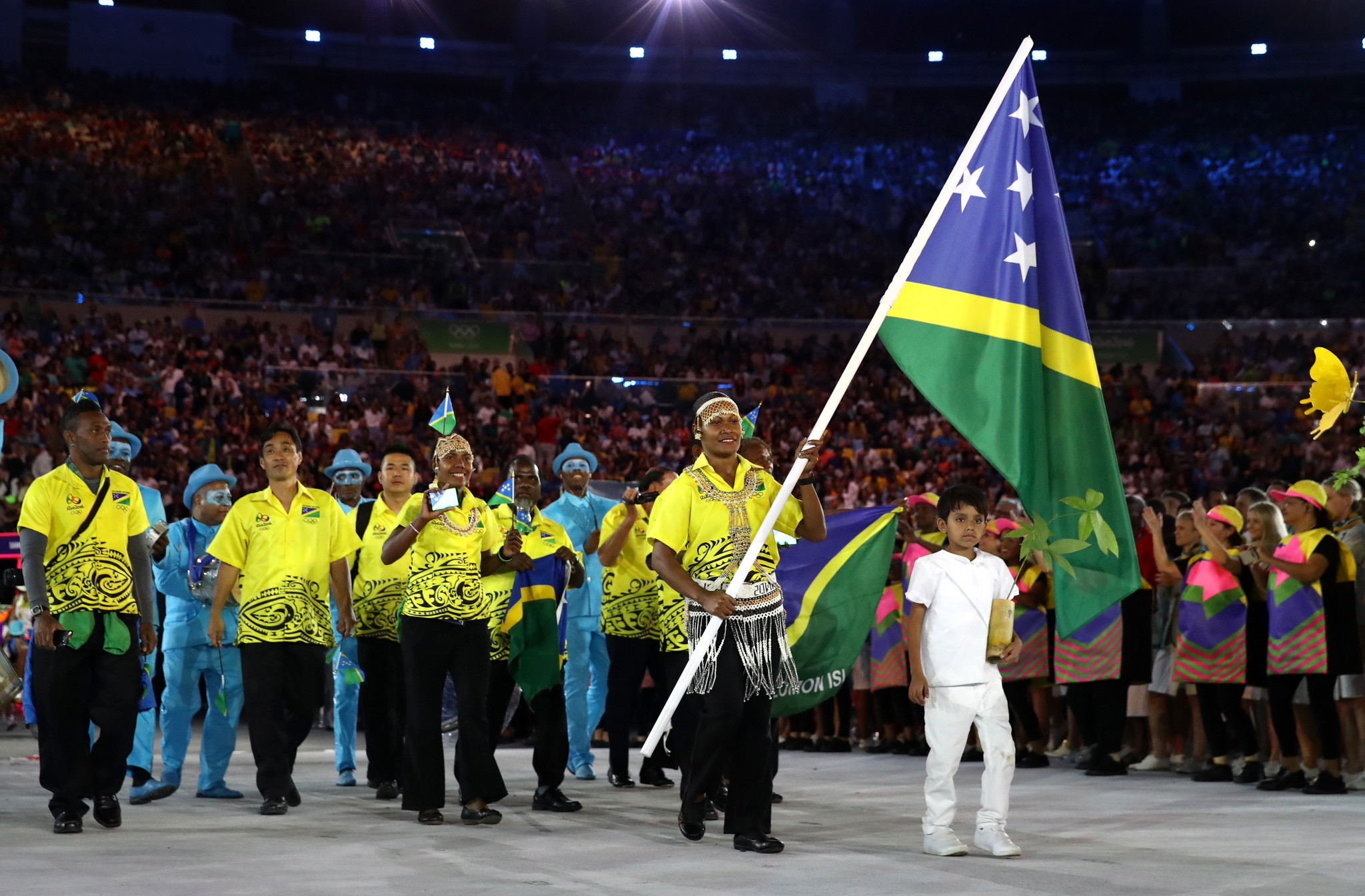 Solomon Islands will host the 2023 Pacific Games ©Getty Images