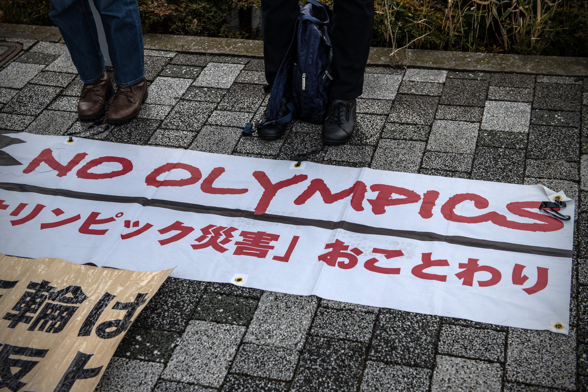 There is growing opposition in Tokyo to the city hosting the Olympic and Paralympic Games during the current coronavirus pandemic ©Getty Images