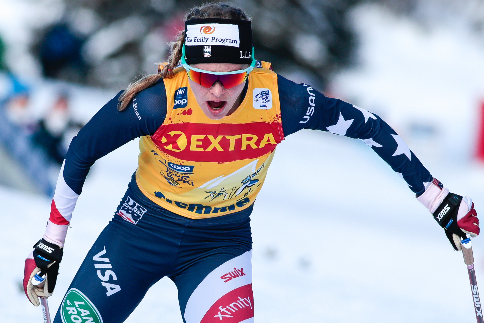 Diggins aiming for first individual title at FIS Nordic World Ski Championships