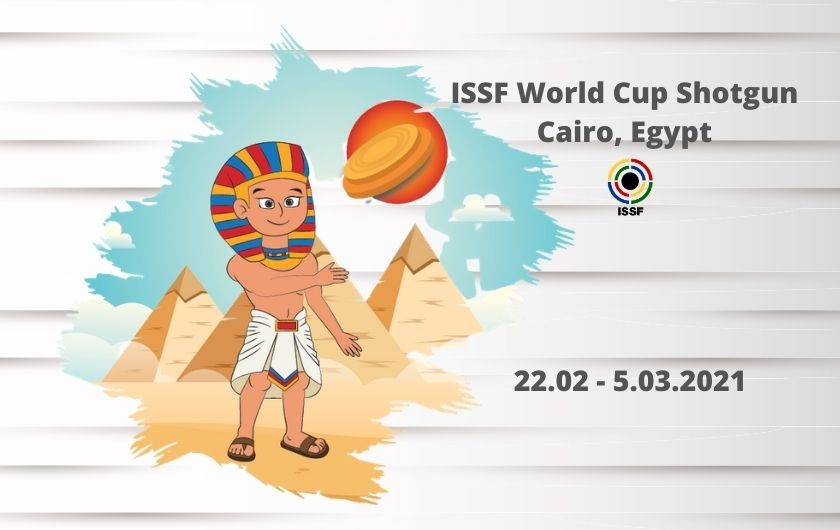 Skeet competition to open ISSF Shotgun World Cup in Cairo