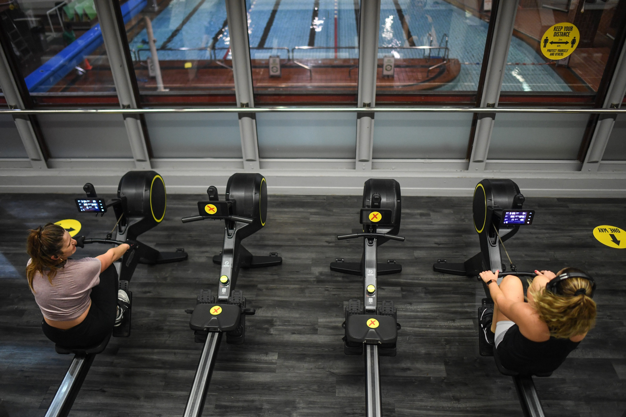 World Records set on day one of World Rowing Indoor Championships