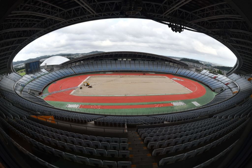 Stadium in disaster-hit region to host Japan women's final group game at Tokyo 2020
