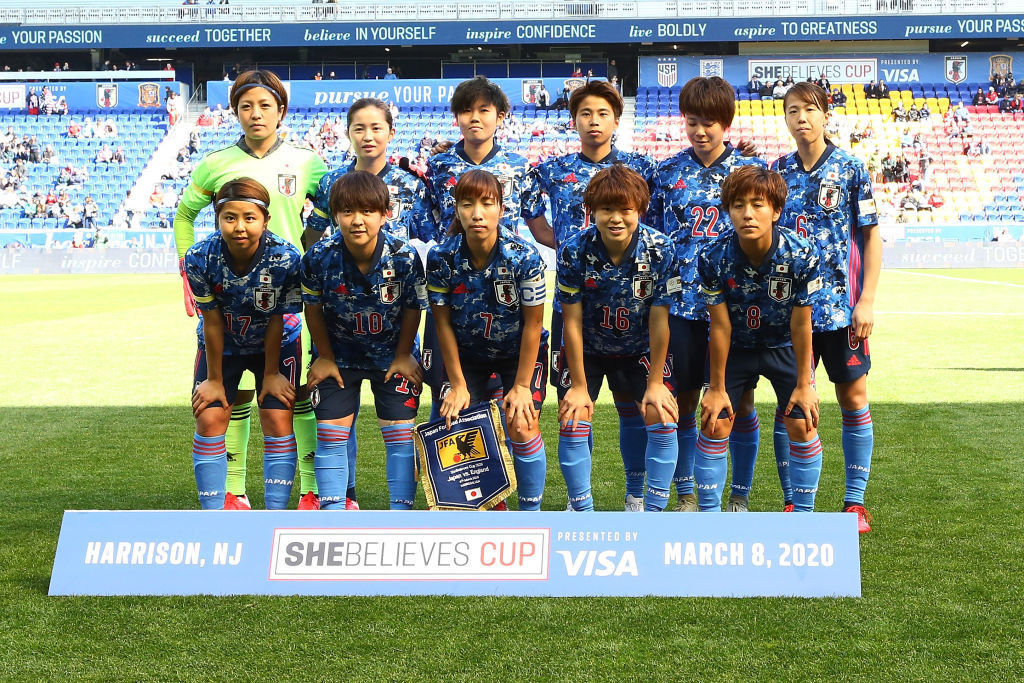 Japan will be among those in contention for the Olympic gold medal in the women's football tournament at Tokyo 2020 ©Getty Images