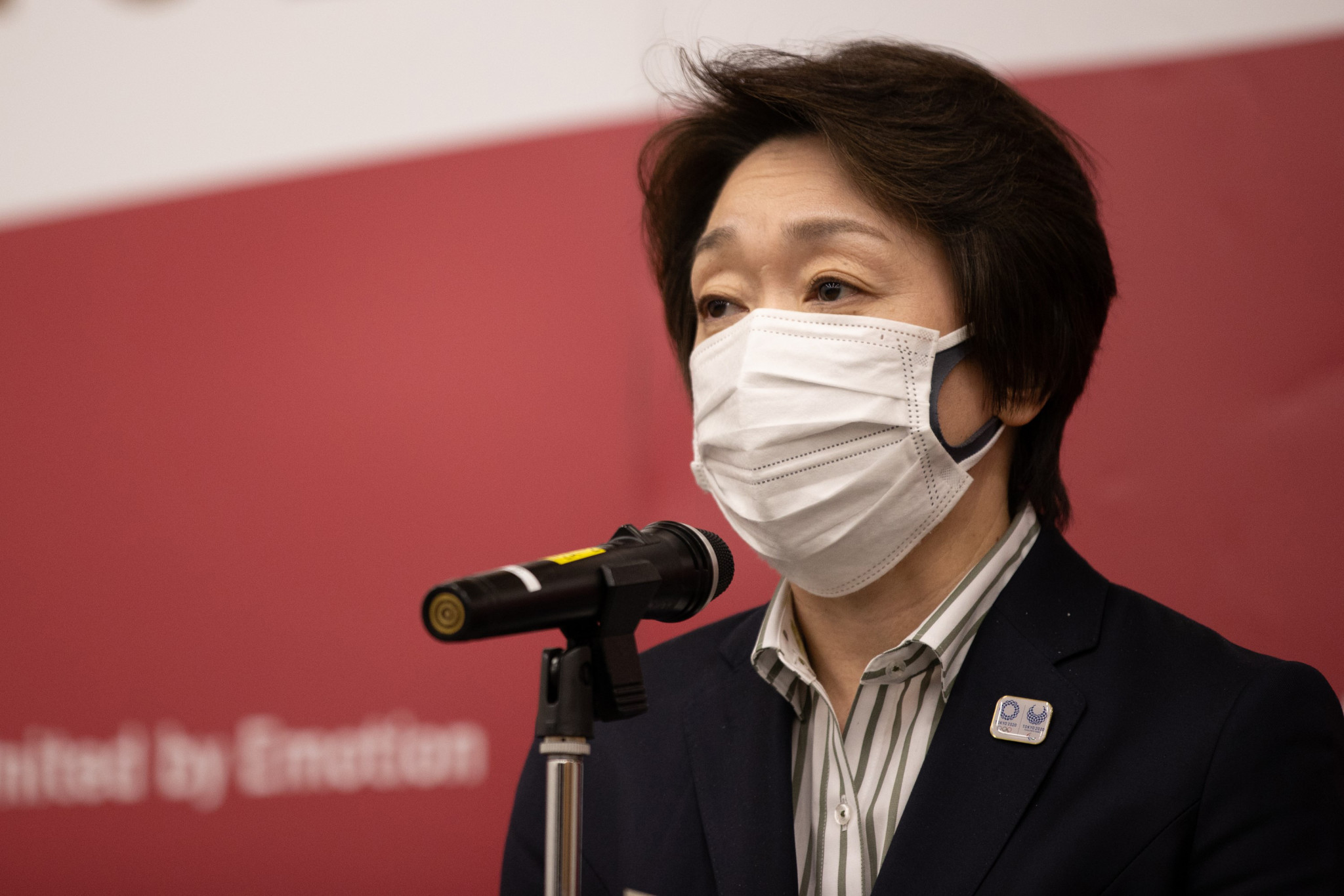New Tokyo 2020 President Seiko Hashimoto addressed the International Olympic Committee Executive Board for the first time today ©Getty Images