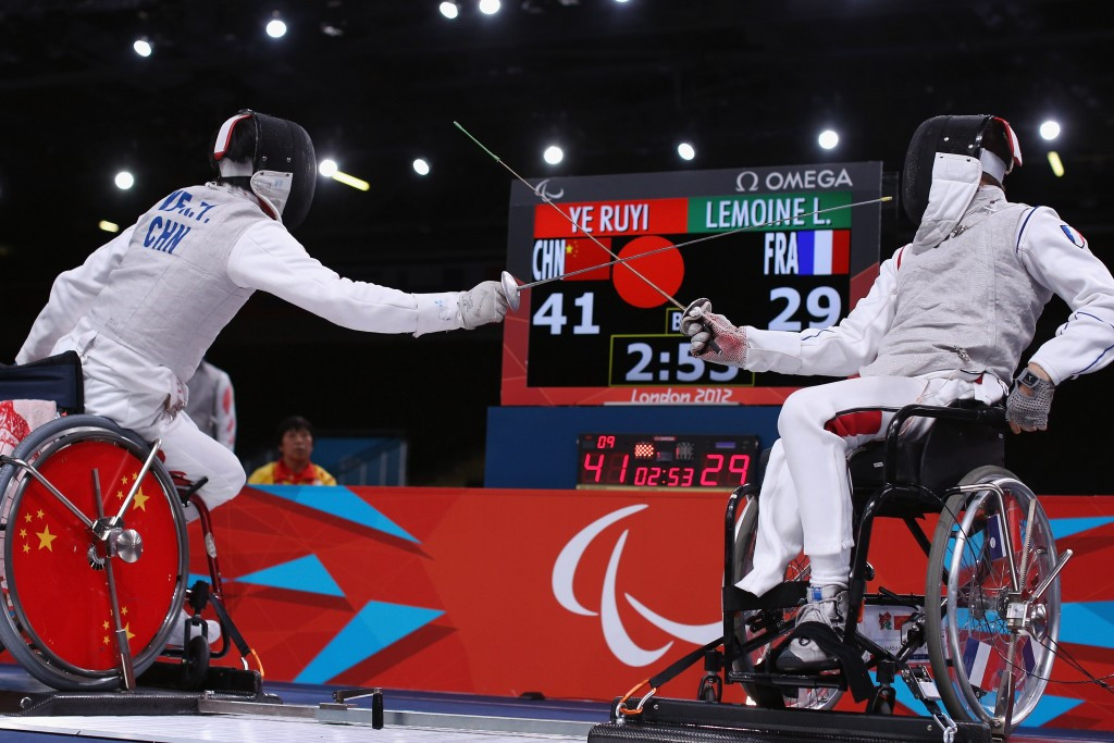 Germany's Udo Ziegler will act as the technical delegate for the Paralympic competition