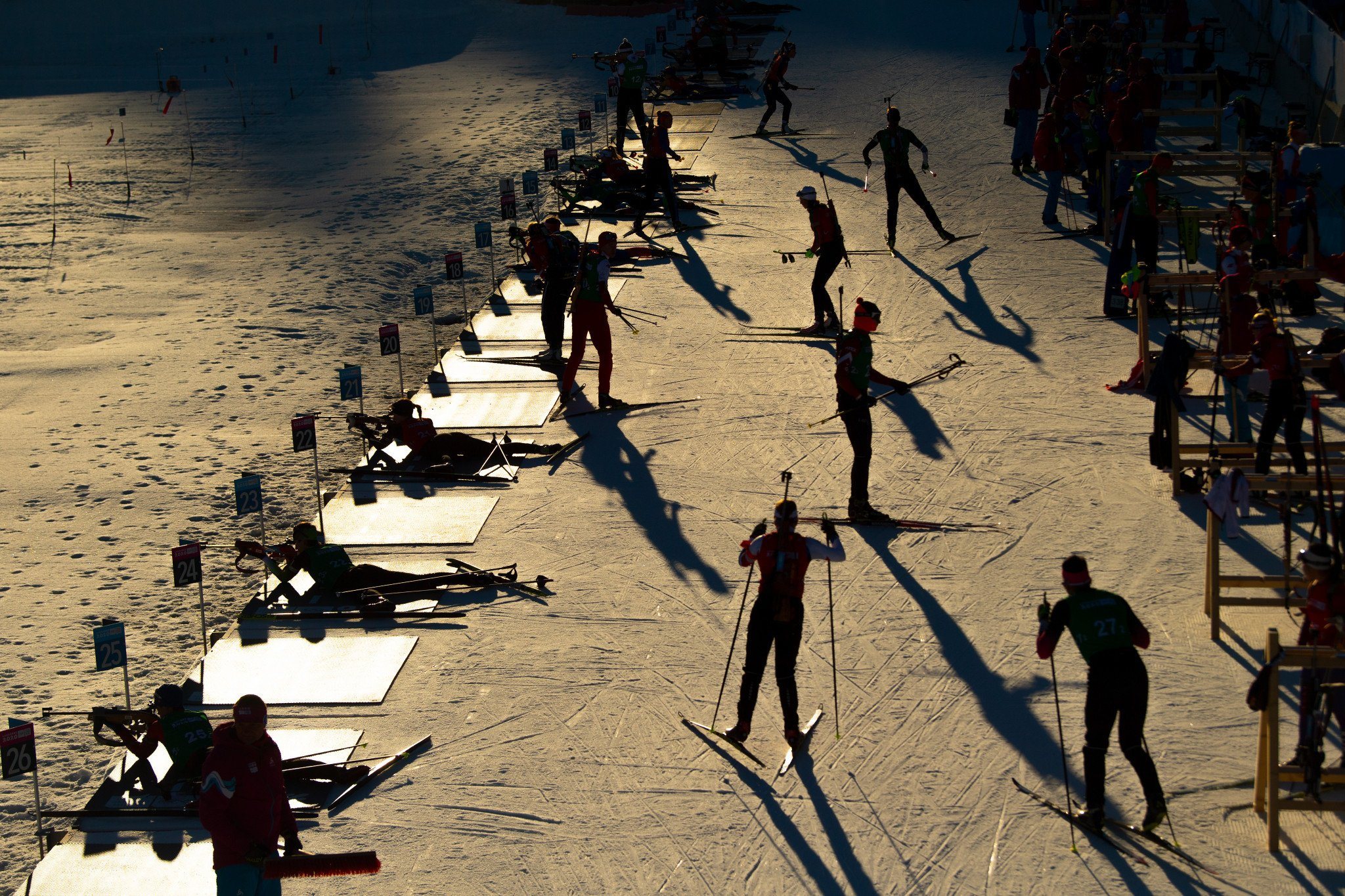 The IOC confirmed a maximum of 81 events will feature on the programme ©Getty Images
