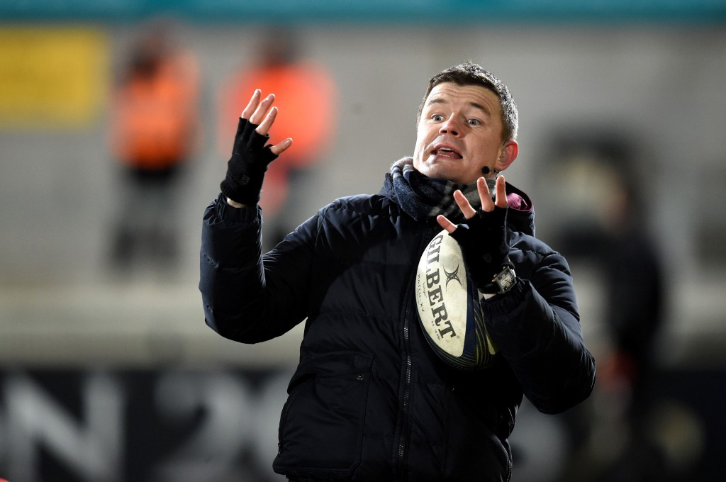 Irish rugby legend Brian O'Driscoll is a member of the Oversight Board ©Getty Images
