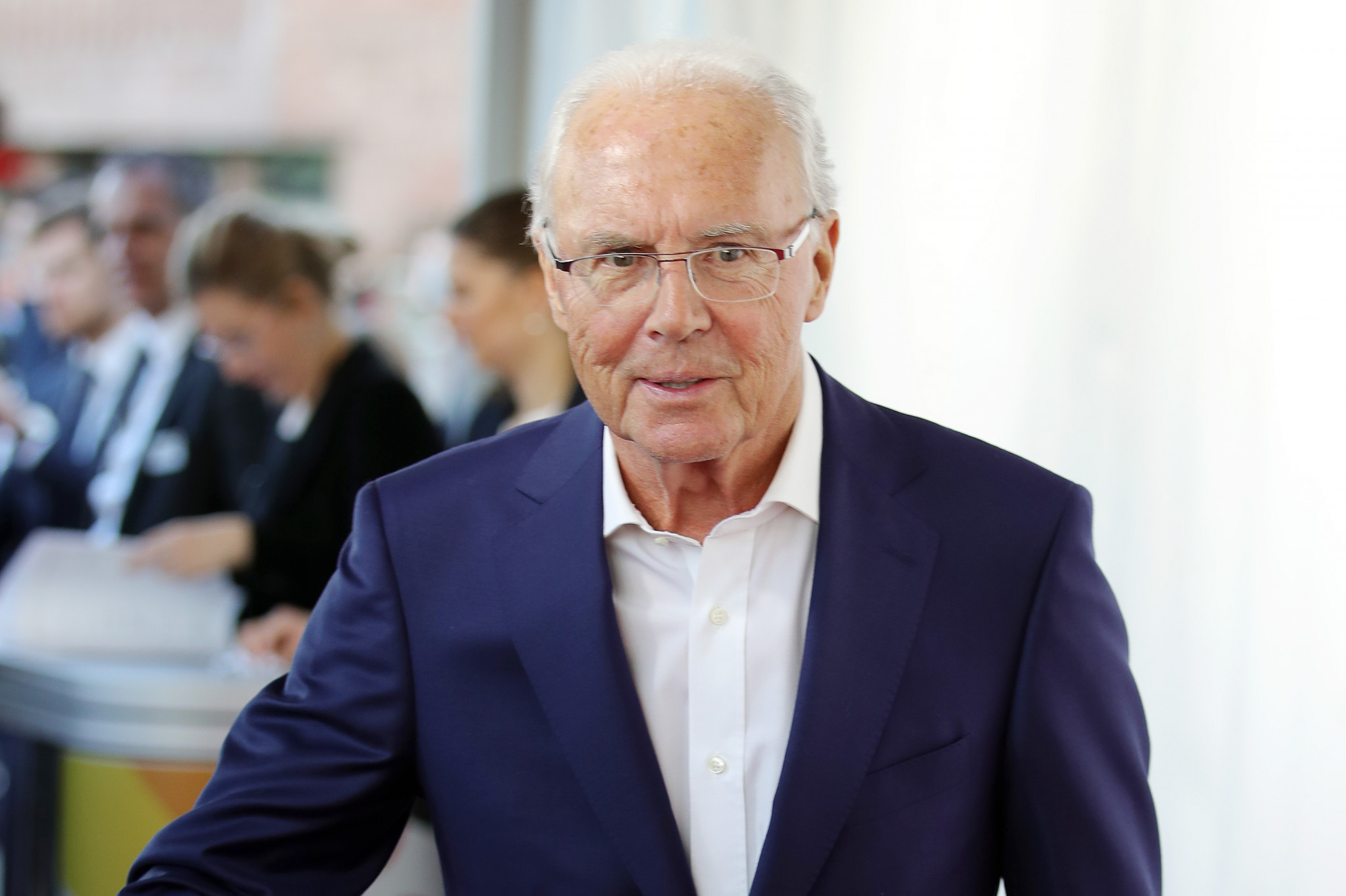 FIFA Ethics Committee rules Beckenbauer, Zwanziger and Schmidt cannot be prosecuted in bribery investigation