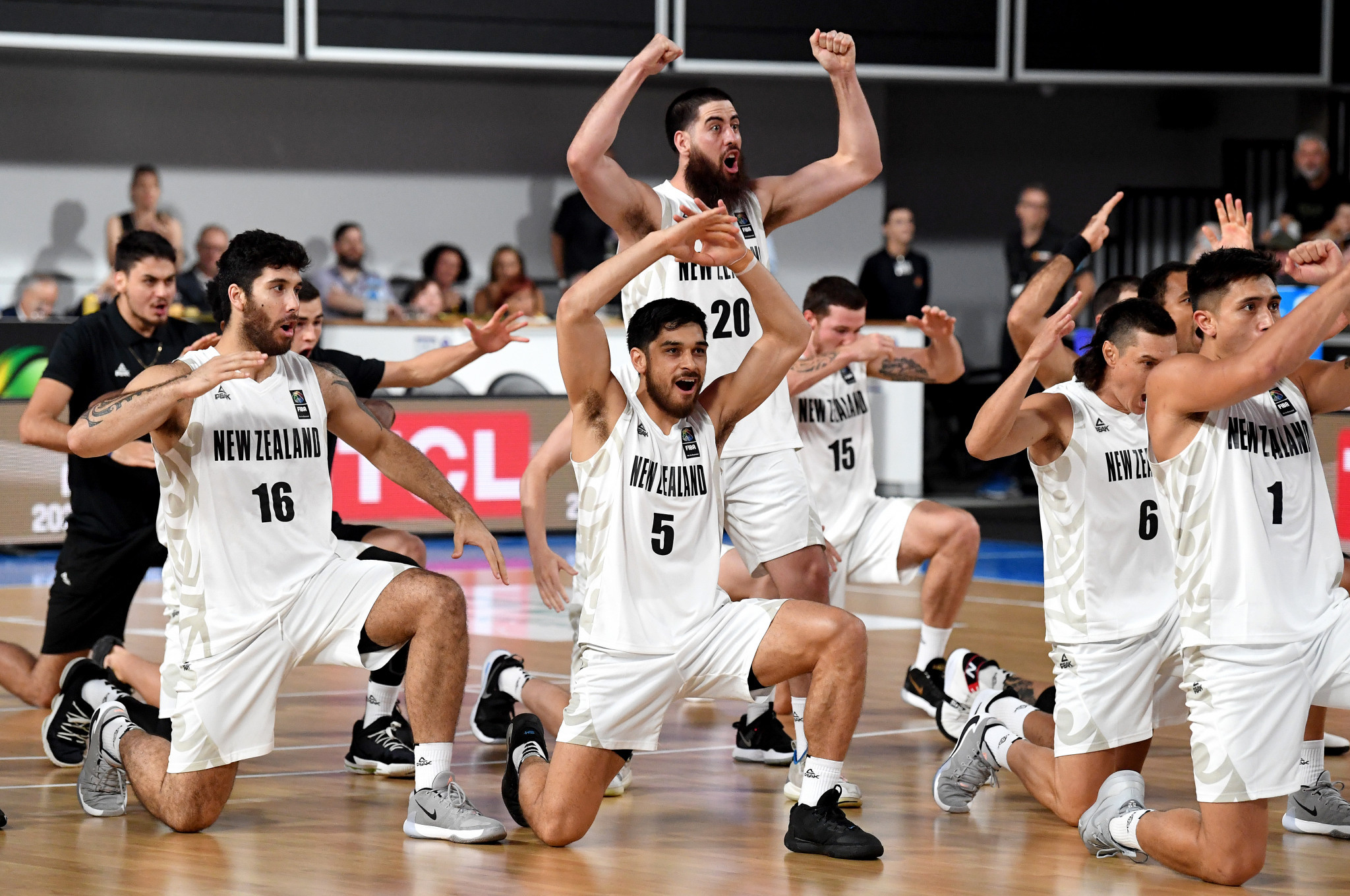 Basketball New Zealand will focus on long-term qualification cycles ©Getty Images