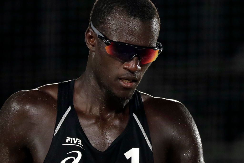 Home favourites Cherif and Ahmed live up to billing with victory in Doha Beach Volleyball Cup