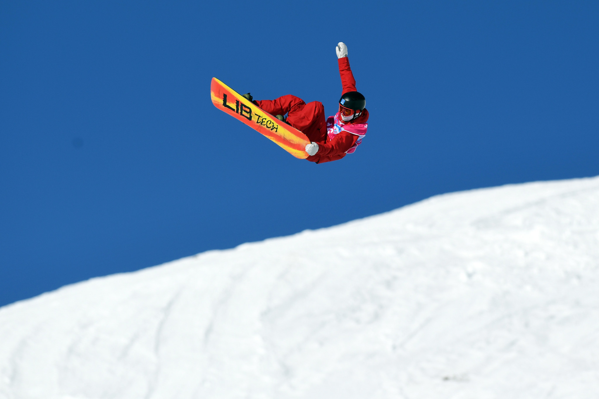 Corvatsch steps in to host season-ending slopestyle Snowboard World Cup