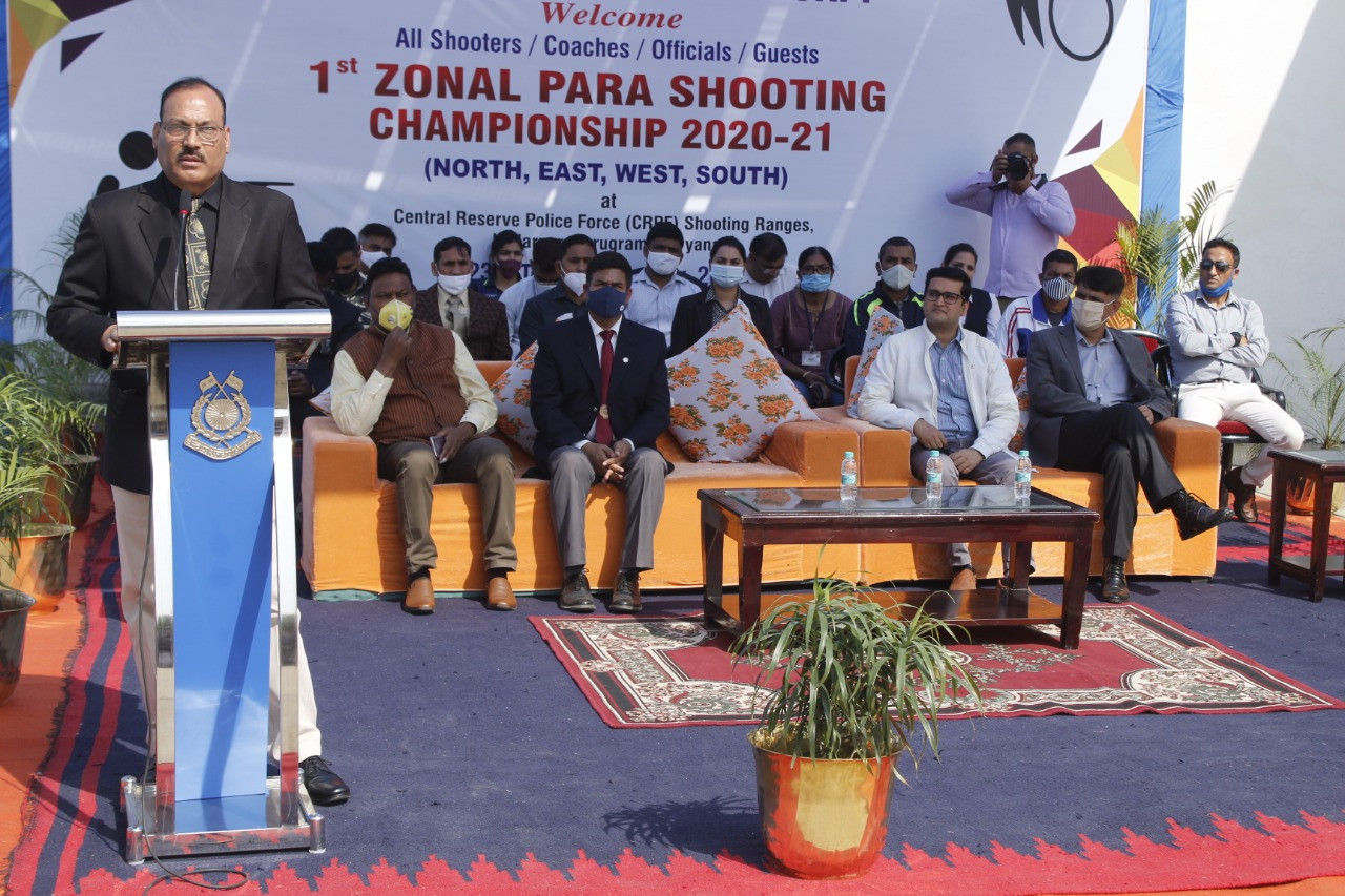 India holds first Zonal Para Shooting Championship in Kadarpur