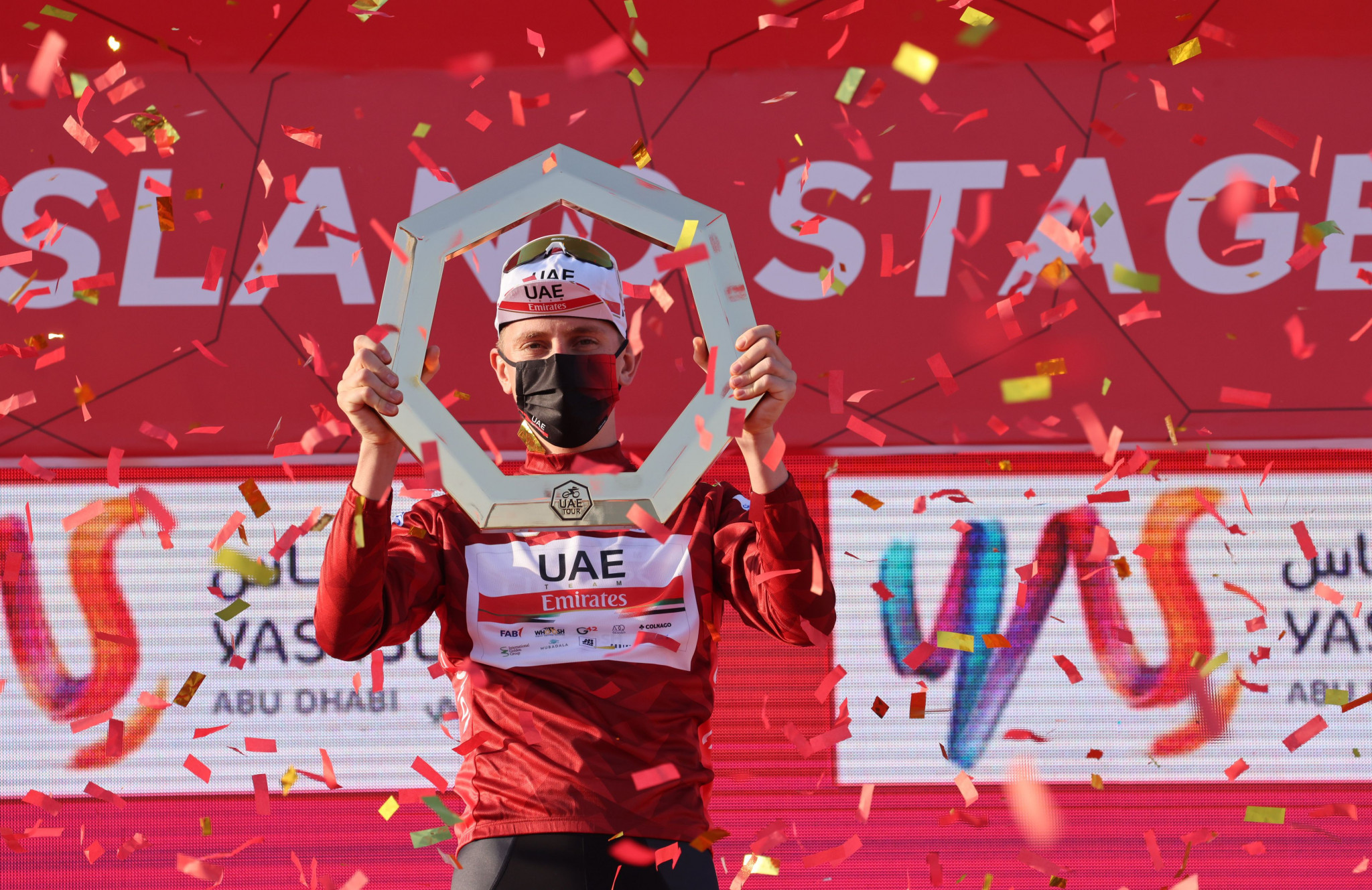 Pogačar wins UAE Tour as Ewan triumphs in final stage sprint finish