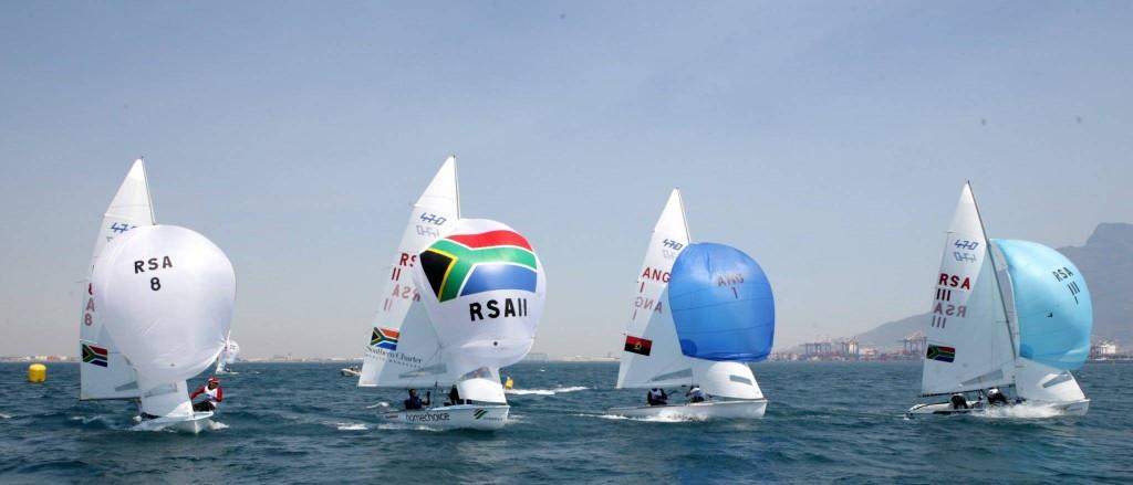 Angola secure men's 470 sailing place at Rio 2016