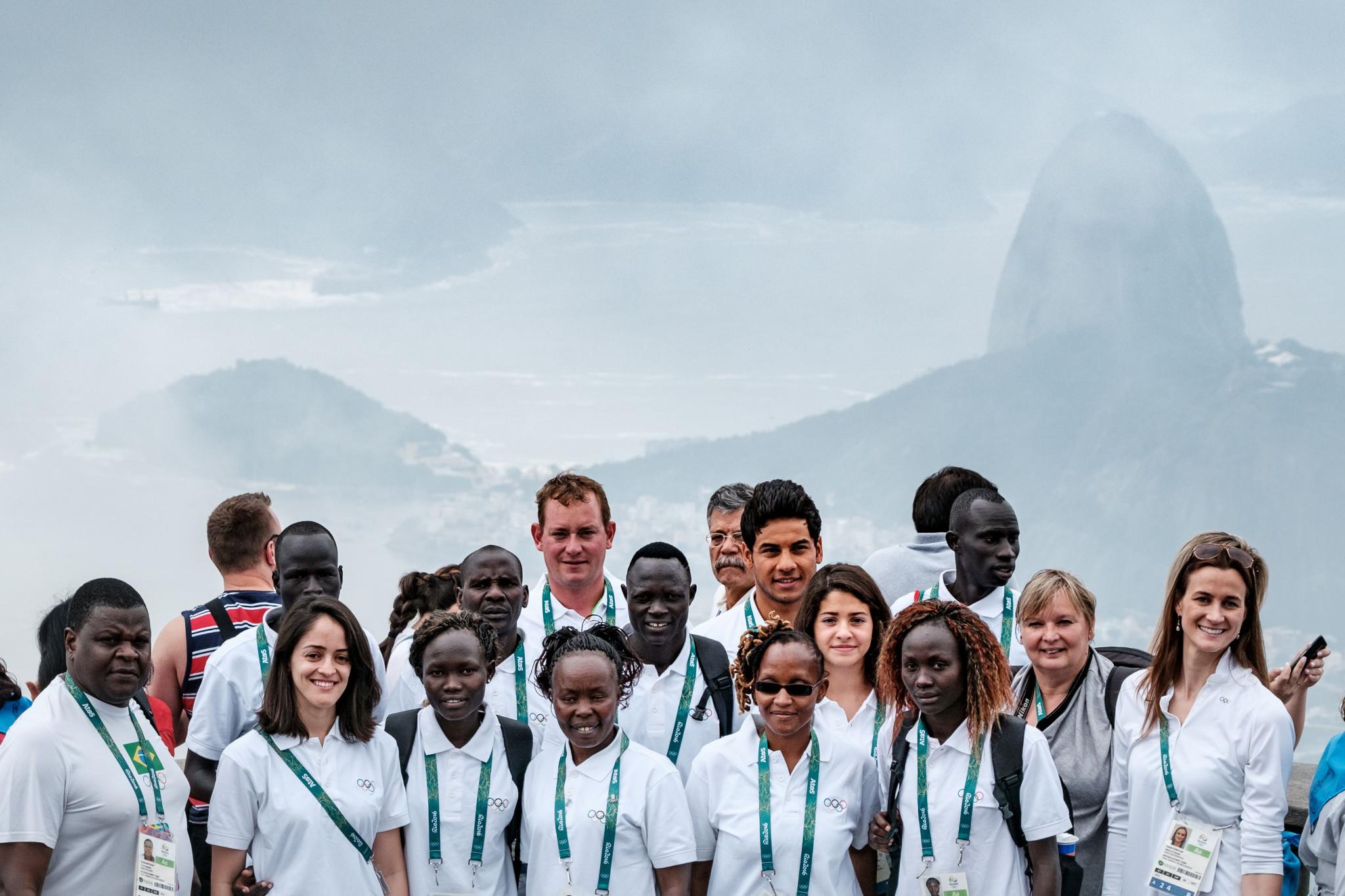 IOC Refugee Athlete Sediqi seeking Tokyo 2020 taekwondo goal